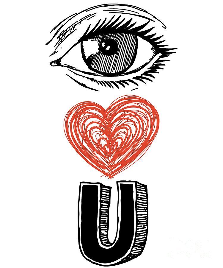 Eye Love You by Flippin Sweet Gear