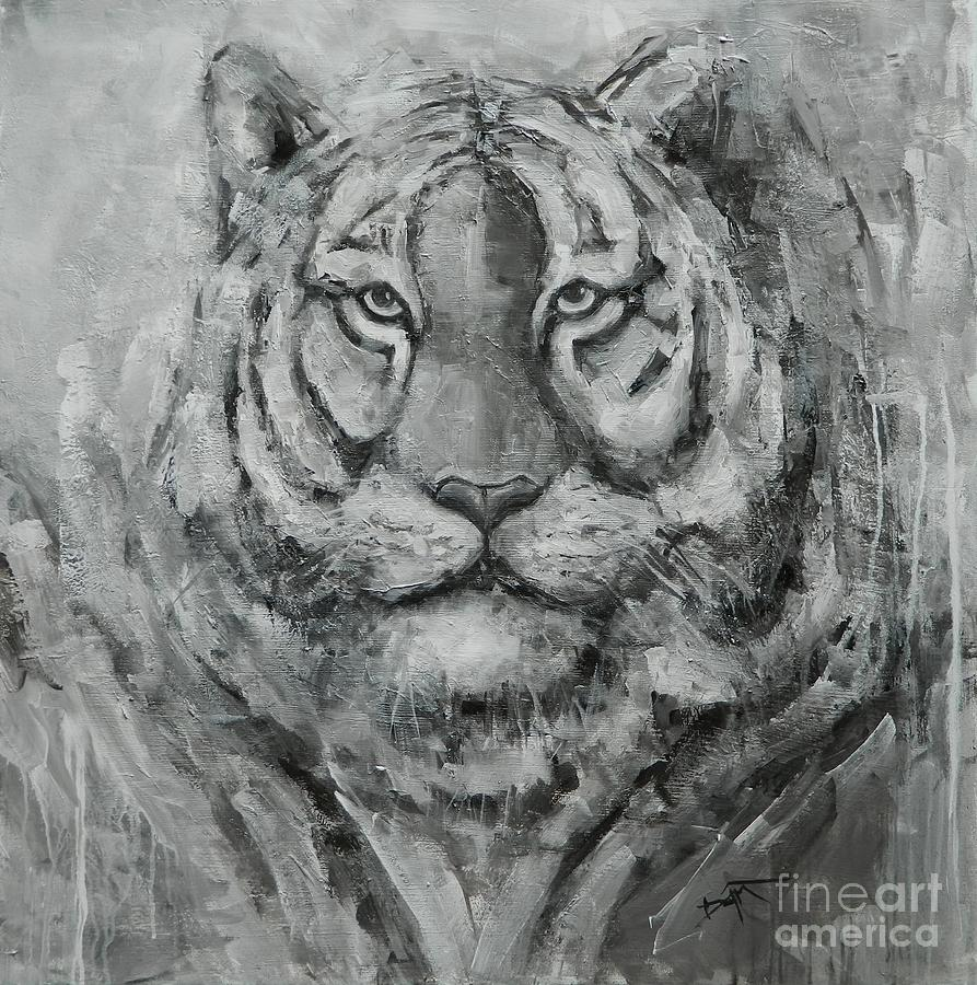 Eye of the Tiger by Dan Campbell