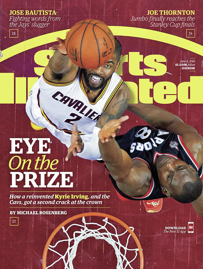 Eye On The Prize How A Reinvented Kyrie Irving, And The Sports Illustrated Cover Photograph by Sports Illustrated