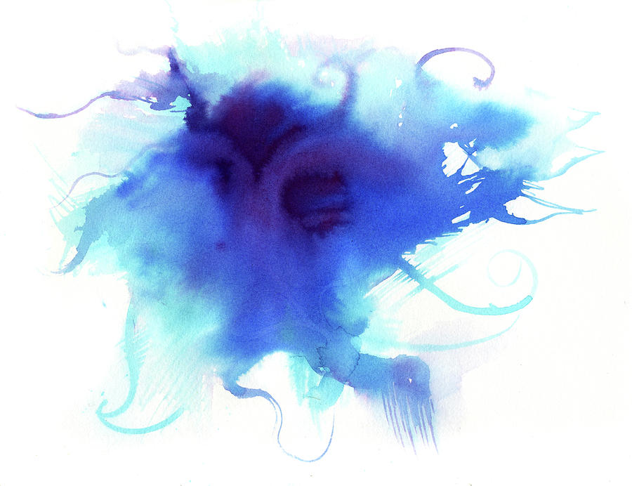 Eyes Closed Digital Art by Stereohype
