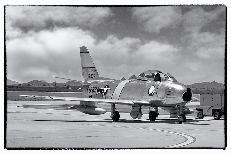 F-86 Sabre by Chris Smith