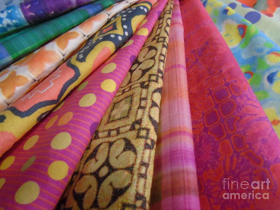 Fabric by Susan Lafleur