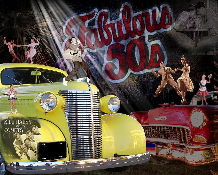 Fabulous 50's by Gary De Capua