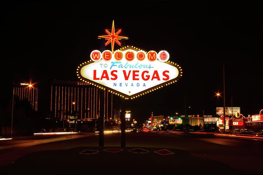 Fabulous Las Vegas Nevada by Jeff Folger