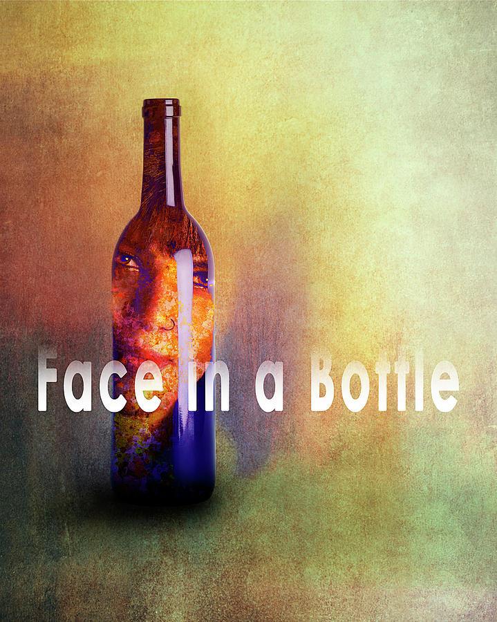 Face in a Bottle by Reynaldo Williams