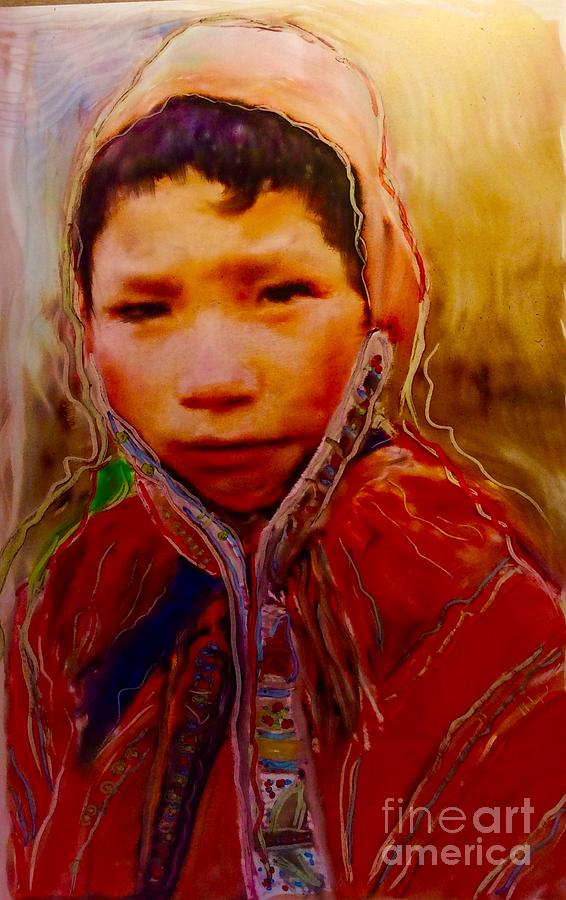 Faces of Hope For Our Children by FeatherStone Studio Julie A Miller