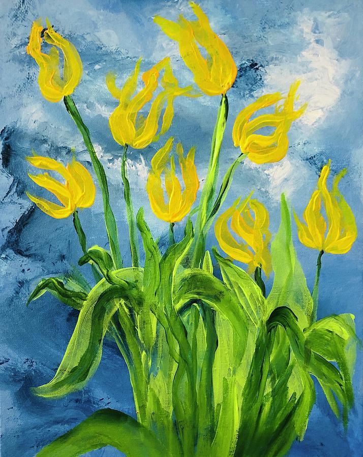 Fading Spring by Christina Schott