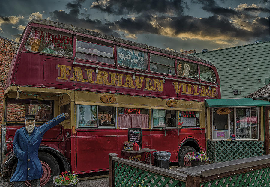 Fairhaven Fish and Chips by Darryl Brooks