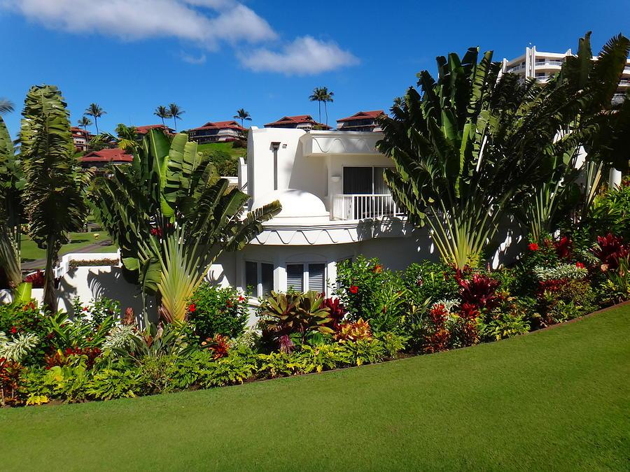 Wailea Beach Photograph - Fairmont Kea Lani Hotel by Two Small Potatoes