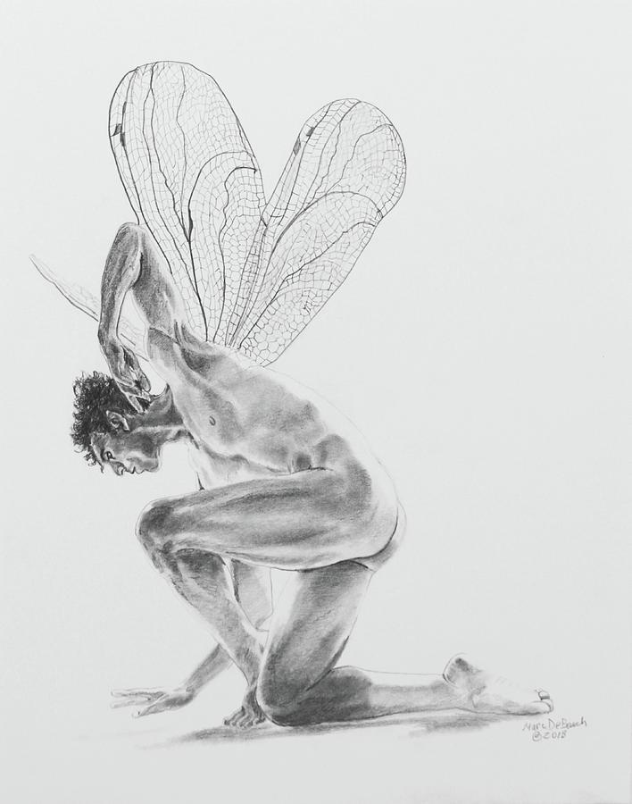 FAIRY DANCER by Marc DeBauch