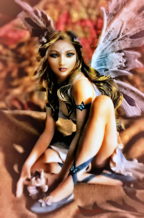 Fairy Glamour by Catherine Melvin