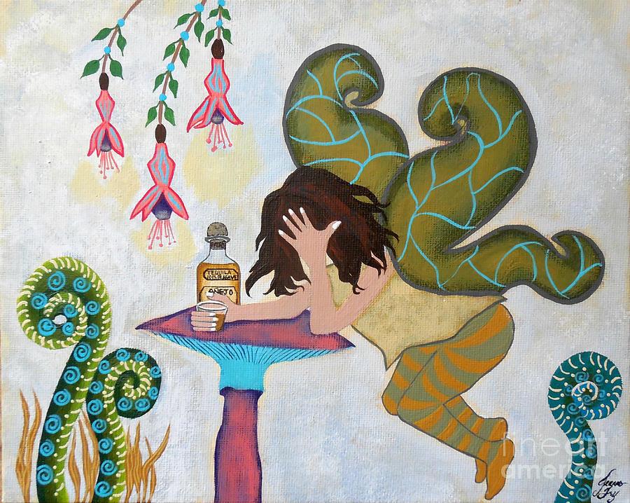 Fairy Nightcap by Jean Fry