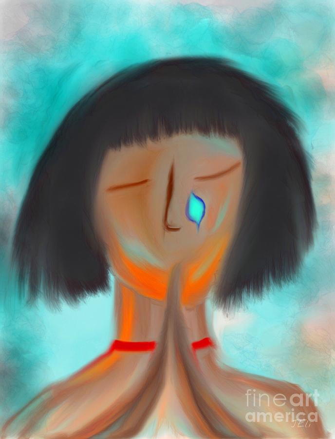 Faithful in Prayer by Jessica Eli