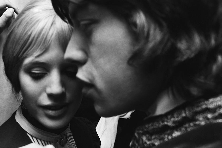 Faithfull To Jagger Photograph by C. Maher