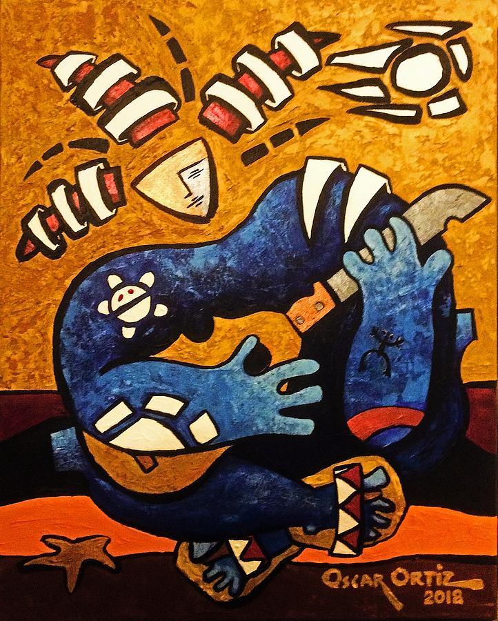 Fajardo Dreaming by Oscar Ortiz