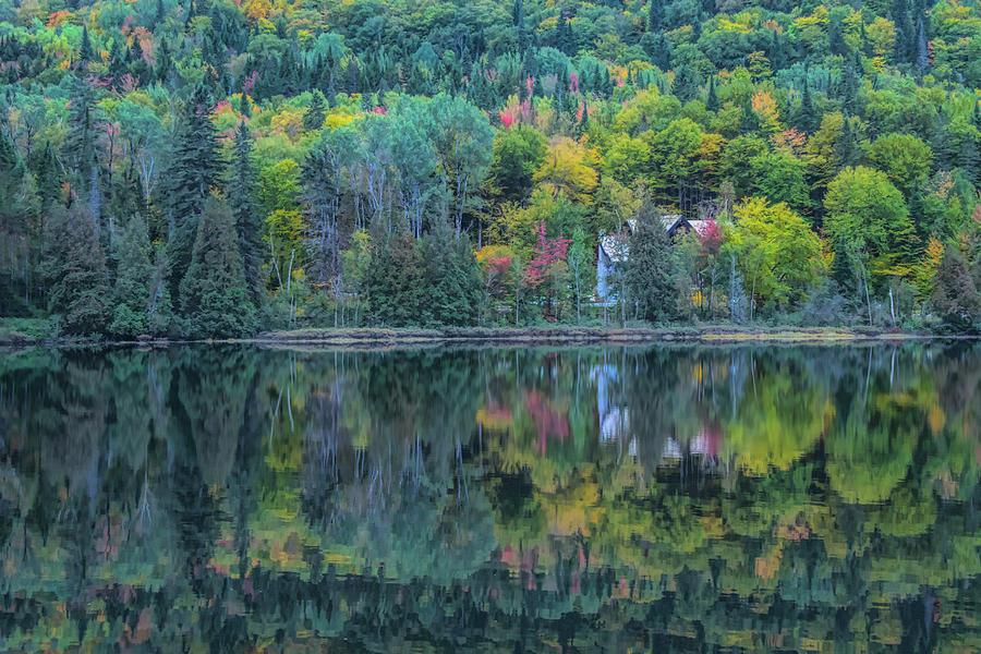 Fall Around Quebec Photograph