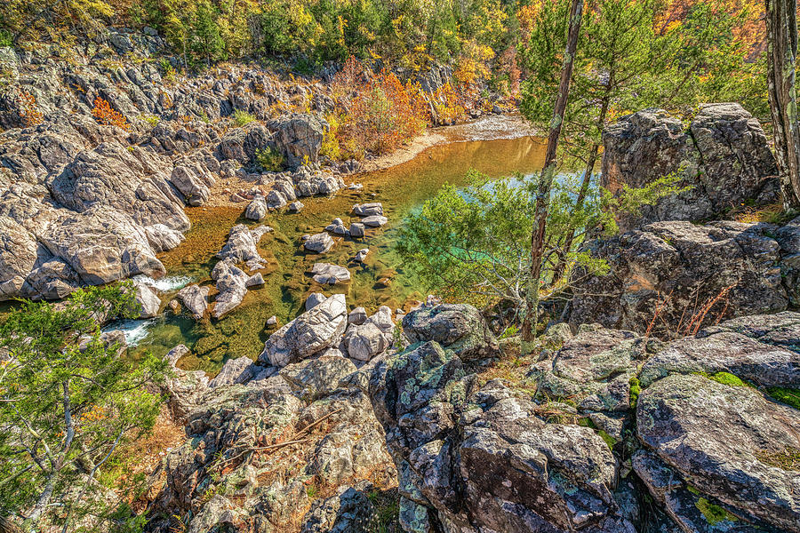 Fall at Johnson Shut-ins State Park MO_GRK0368_10292018-HDR copy by Greg Kluempers