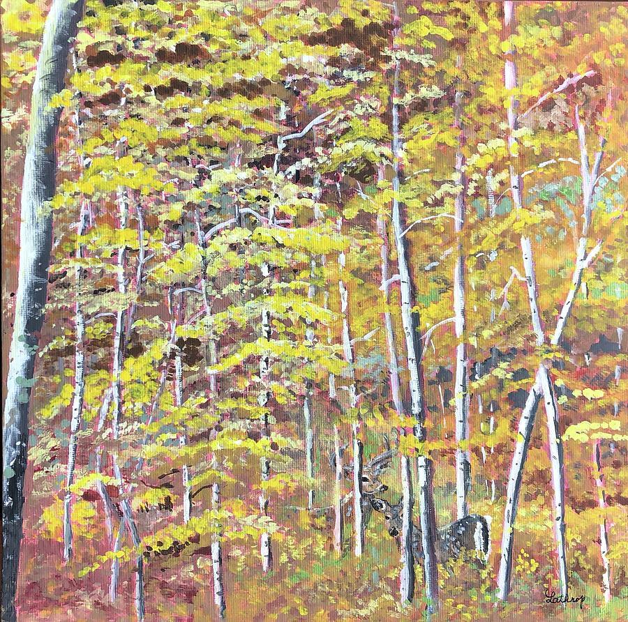 Fall Browsing by Christine Lathrop