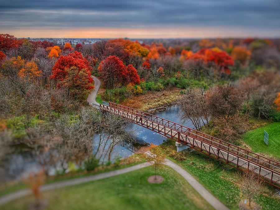 Fall Colors by Tony HUTSON