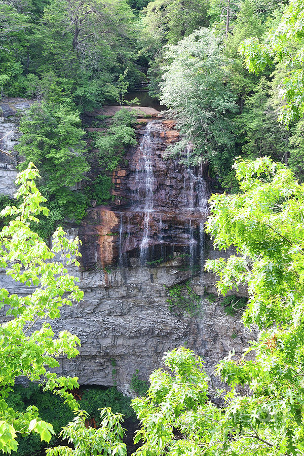 Fall Creek Falls 2 by Phil Perkins