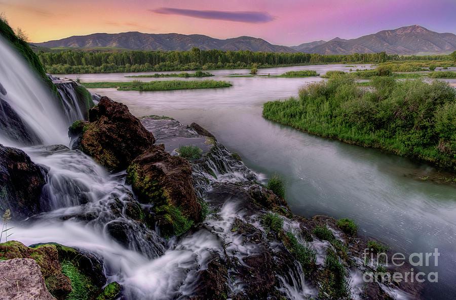 Fall Creek Falls by Roxie Crouch