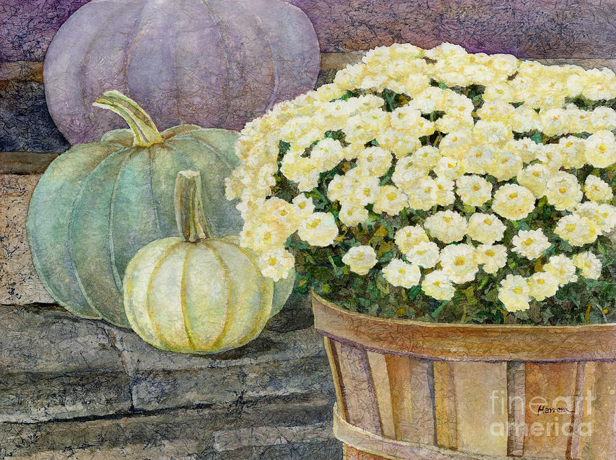 Fall Harvest Painting