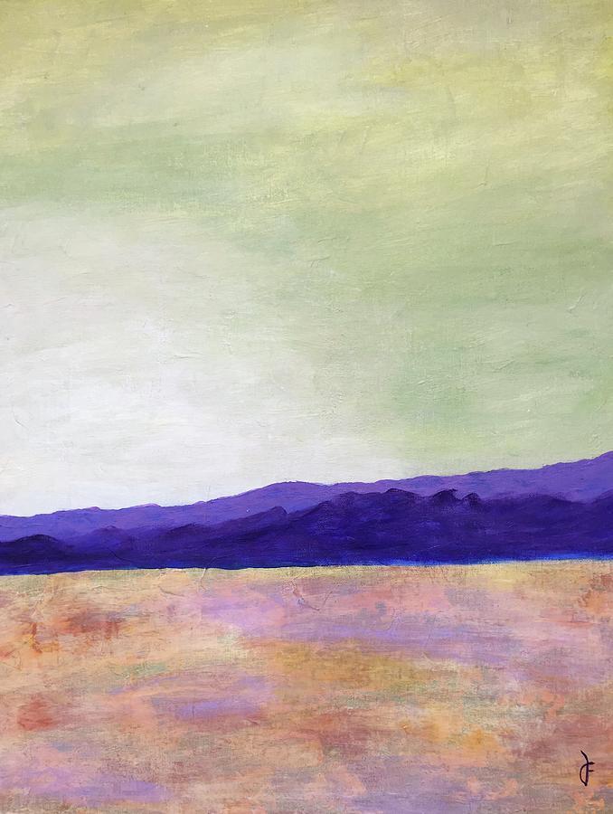 Fall in the Prairie by Danielle Fry