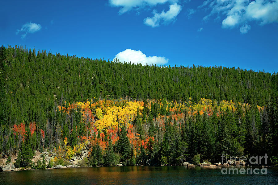 Fall Is Right Around The Corner by Jon Burch Photography