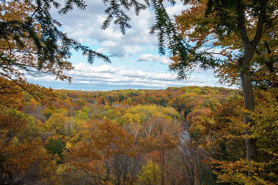 Fall Overlook by Charlie Jones