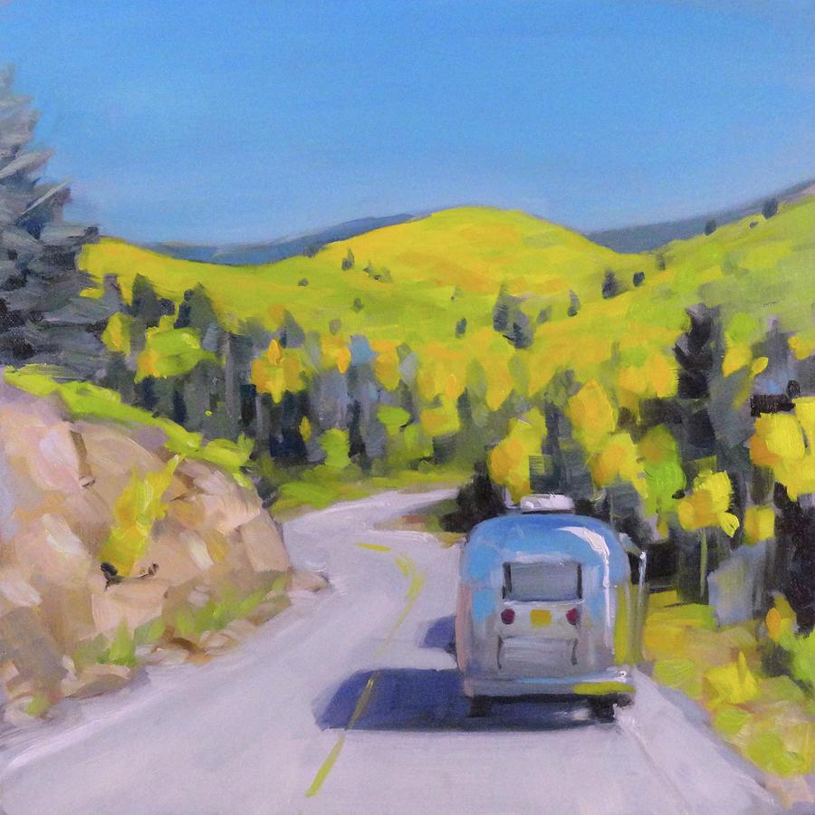 Fall Road Trip by Elizabeth Jose
