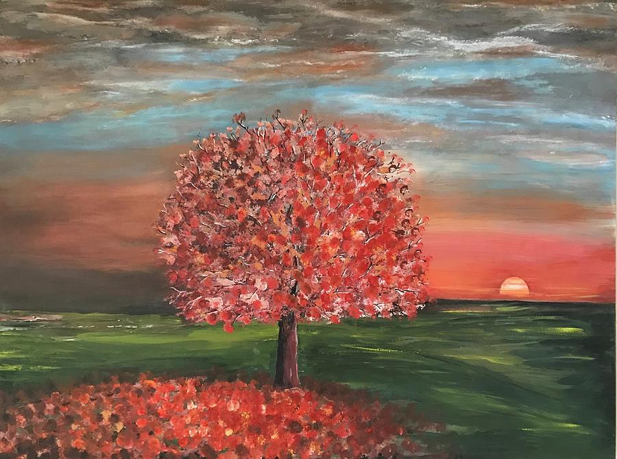 Fall Splendor by Ovidiu Ervin Gruia