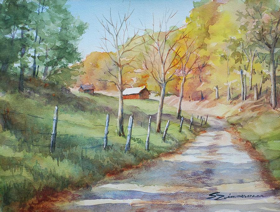 Fall by Sue Zimmermann