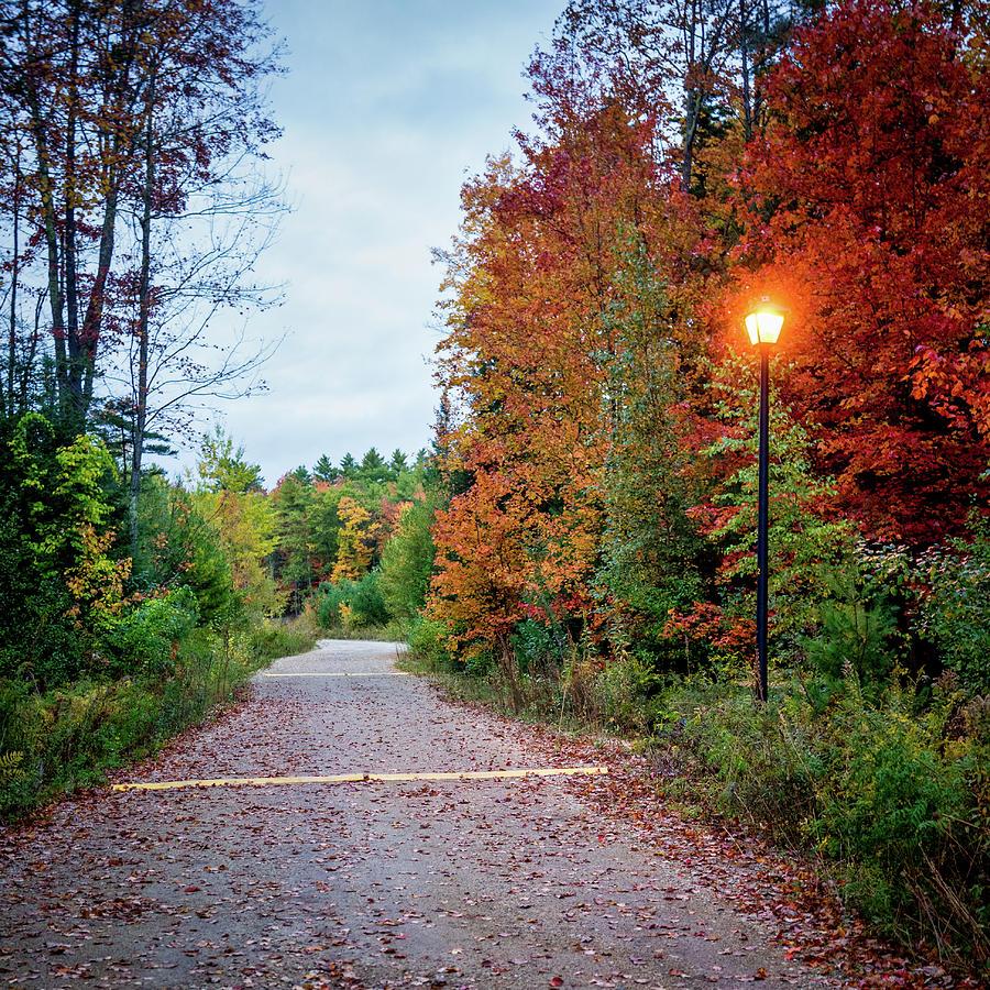 Fall Twilight by Samuel M Purvis III