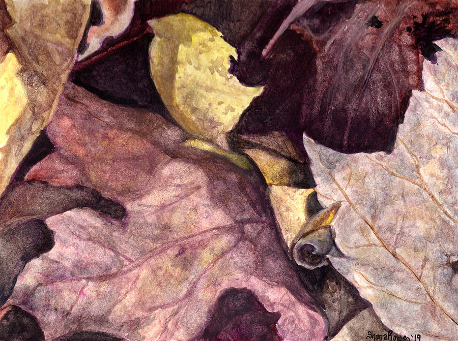 Fallen Leaves by Shana Rowe Jackson