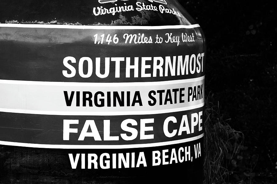 False Cape State Park by Pete Federico