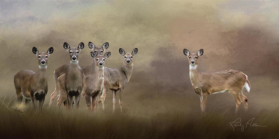 Family Portrait by Randall Allen