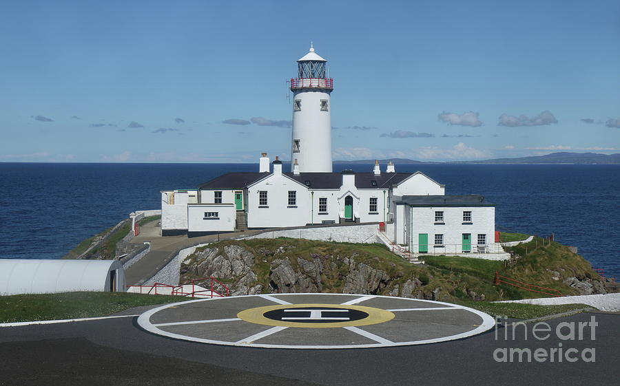Fanad lighthouse by Peter Skelton