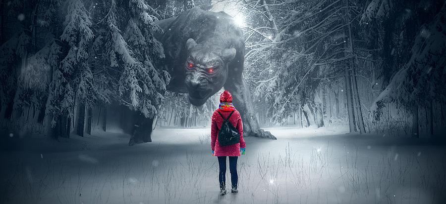 Fantasy Panther Art