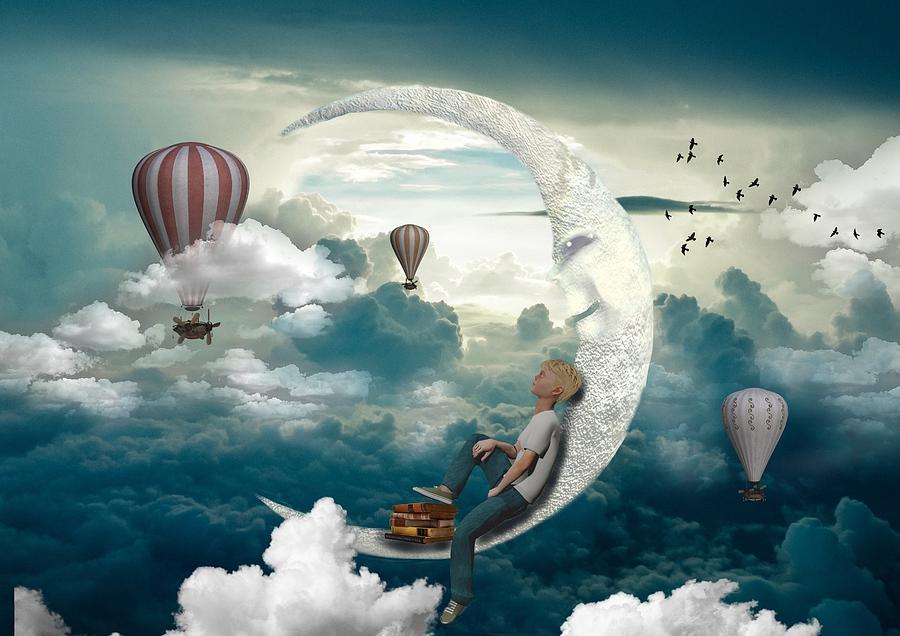 Fantasy Daze by Carlene Smith