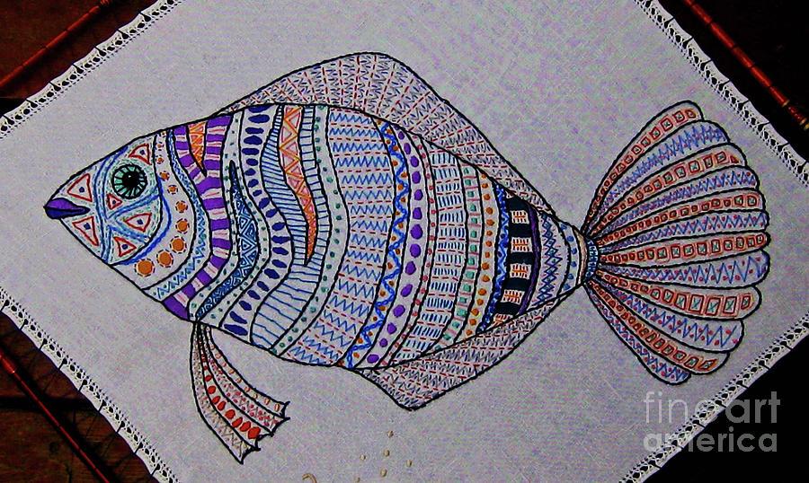 Fantasy Fish by Anne Havard