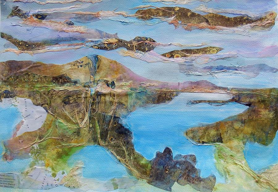 Fantasy Shores by Myra Evans
