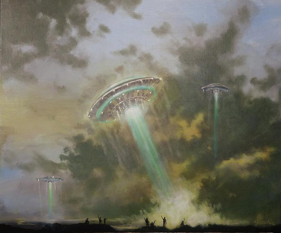 Farewell to the Visitors by Tom Shropshire