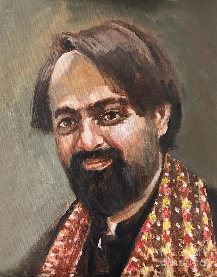 Farhan Shah by Nizar MacNojia