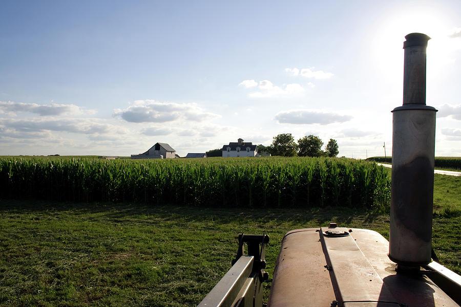 Farm Light Home by Dylan Punke