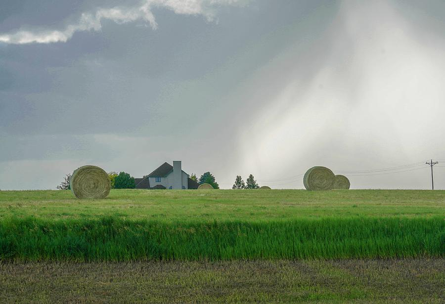 Farmhouse by Susan Rydberg