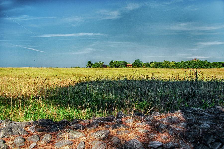 Italia Photograph - Farming by Joseph Yarbrough