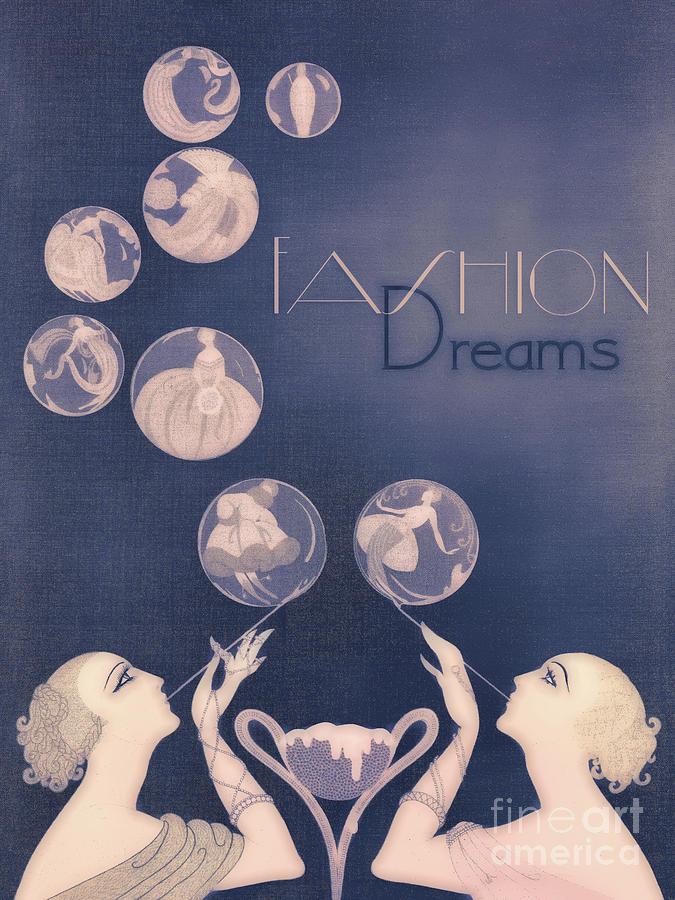 Fashion Dreams Art Deco Whimsical Fashion Designers by Tina Lavoie