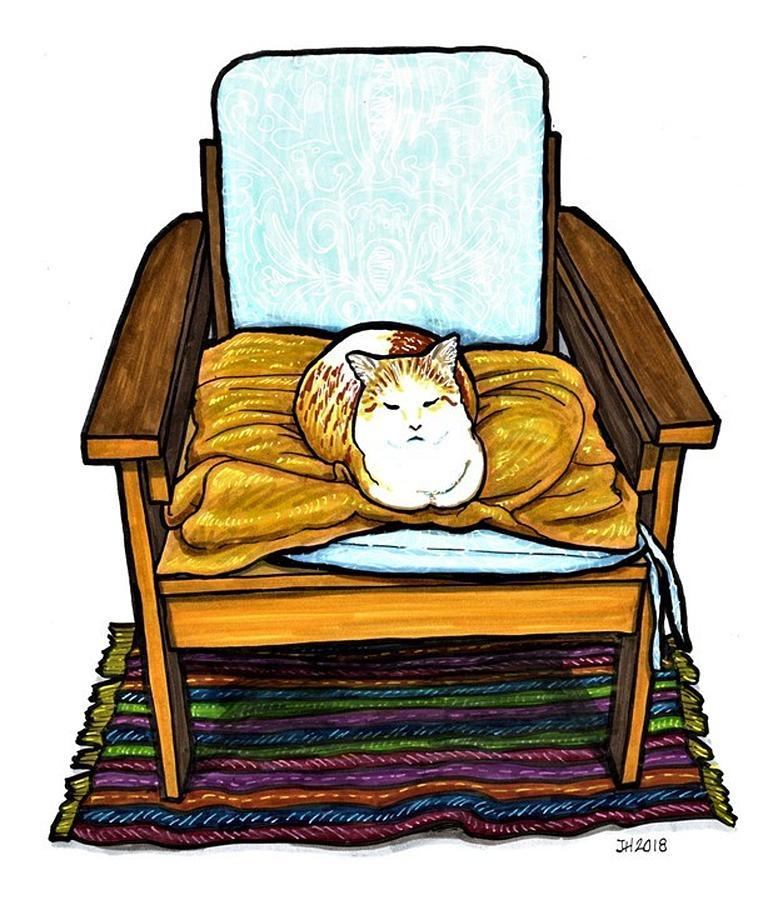 Fat Cat by Jim Harris