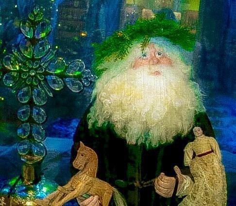 Father Christmas Photograph