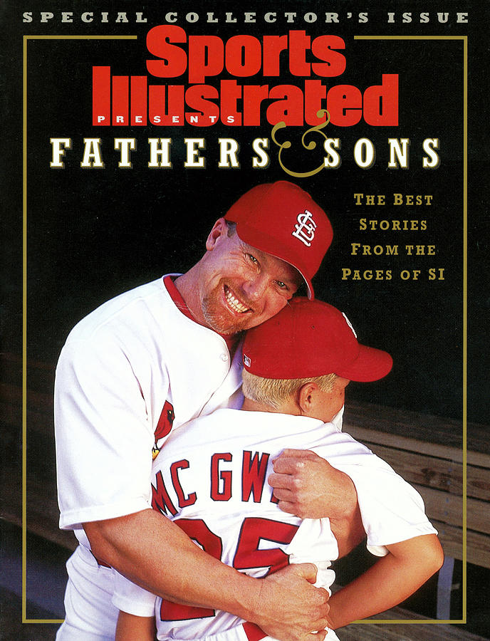 Fathers And Sons The Best Stories From The Pages Of Si Sports Illustrated Cover Photograph by Sports Illustrated
